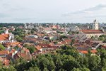 Крыши Вильнюса
