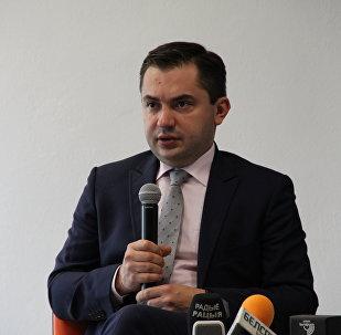 Посол Польши в Беларуси Конрад Павлик