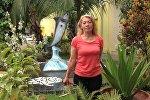Елена Викторович уже много лет работает врачом в Анголе