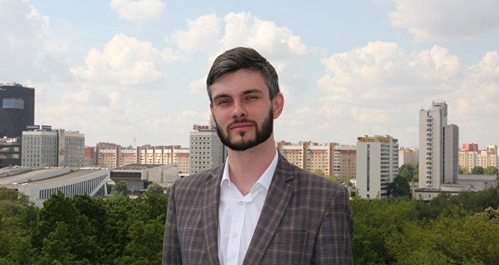 Политолог Арсений Сивицкий на радио Sputnik Беларусь