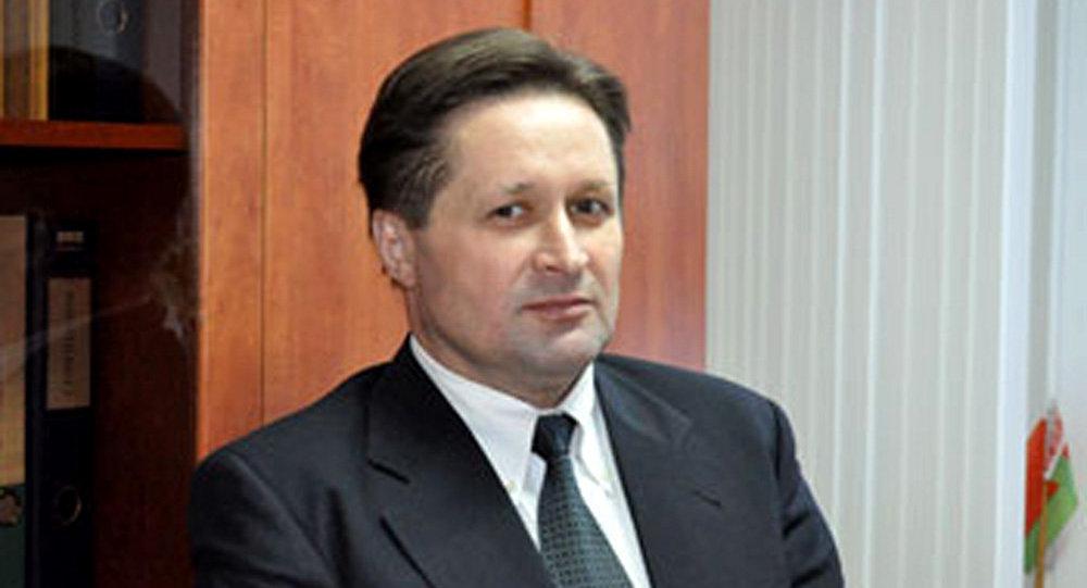 Первый заместитель председателя ОАО Беларусбанк Геннадий Господарик