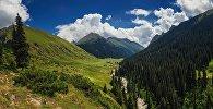 Туризм: Кыргызстан