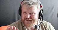 Журналист Анатолий Ширвель на радио Sputnik Беларусь
