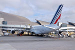 Самолет Air France в аэропорту