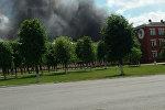 Взрыв в Новополоцке на предприятии Полимир