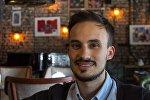 Испанец Кристиан Ронсеро изучает говор белорусского Полесья