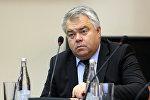 Генеральный секретарь Всероссийской федерации лёгкой атлетики (ВФЛА) Михаил Бутов