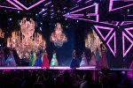 Дефиле и улыбки участниц Мисс Беларусь 2016