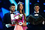 Победительница Мисс Беларусь Полина Бородачева
