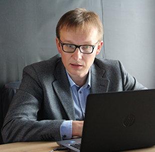 Вячеслав Ярошевич на радио Sputnik Беларусь