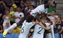 Футболисты сборной Бельгии по футболу на Евро-2016