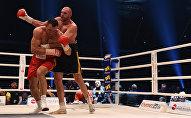 Бой Владимира Кличко и Тайсона Фьюри в 2015 году