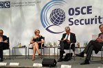 Замминистра иностранных дел Беларуси Купчина на международной конференции Дни безопасности ОБСЕ в Берлине