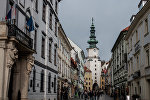 Города мира. Братислава