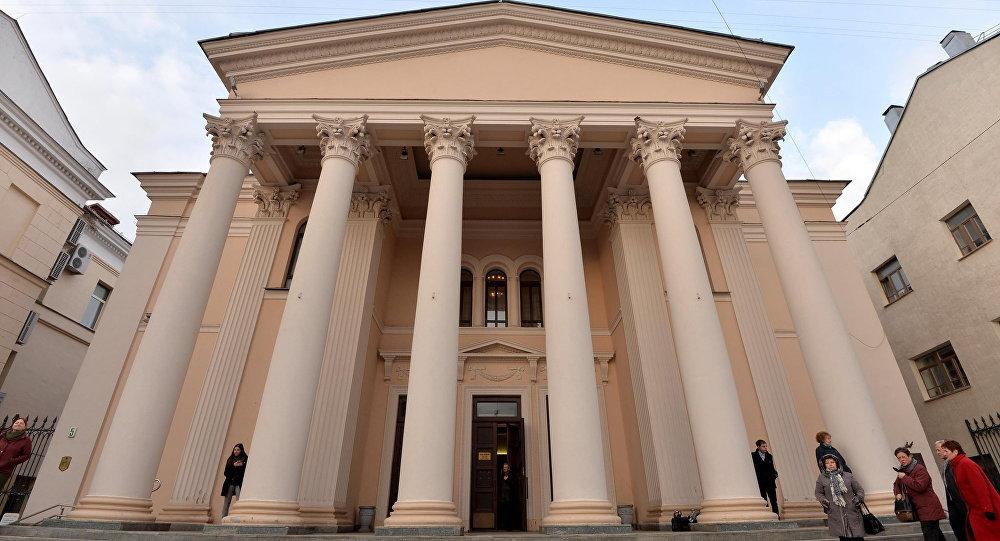 Театр имени Горького в Минске