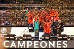 Сборная Чили - победитель футбольного Кубка Америки