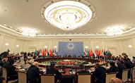 Совета глав государств-членов Шанхайской организации сотрудничества
