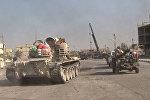 Спутник_Разрушенные здания и сломанная техника – Эль-Фаллуджа после освобождения от ИГ