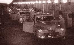 """Спутник_""""Победа"""" отечественного автопрома. Автомобиль ГАЗ-М-20 в архивных кадрах"""