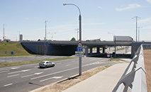 Развязка на пересечении улицы Филимонова и проспекта Независимости