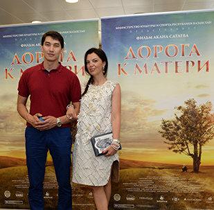Пресс-конференция и показ фильма Дорога к матери