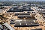 Строительство новой штаб-квартиры НАТО