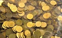 Белорусские монеты номиналом 10 копеек