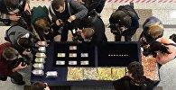 Презентация новых белорусских денег