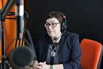 Директор Белорусского детского хосписа Анна Горчакова на радио Sputnik Беларусь