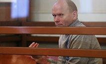Заседание суда по делу Олега Белова