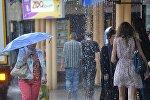 Дождь, архивное фото