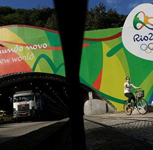 В Рио-де-Жанейро накануне Олимпиады