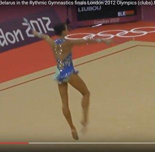 Белорусы на Играх: бронза Черкашиной на ОИ-2012 в Лондоне