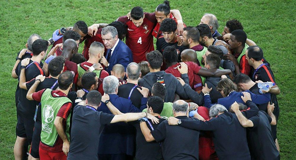 Португалия всерии пенальти обыграла Польшу ивышла вполуфинал Евро