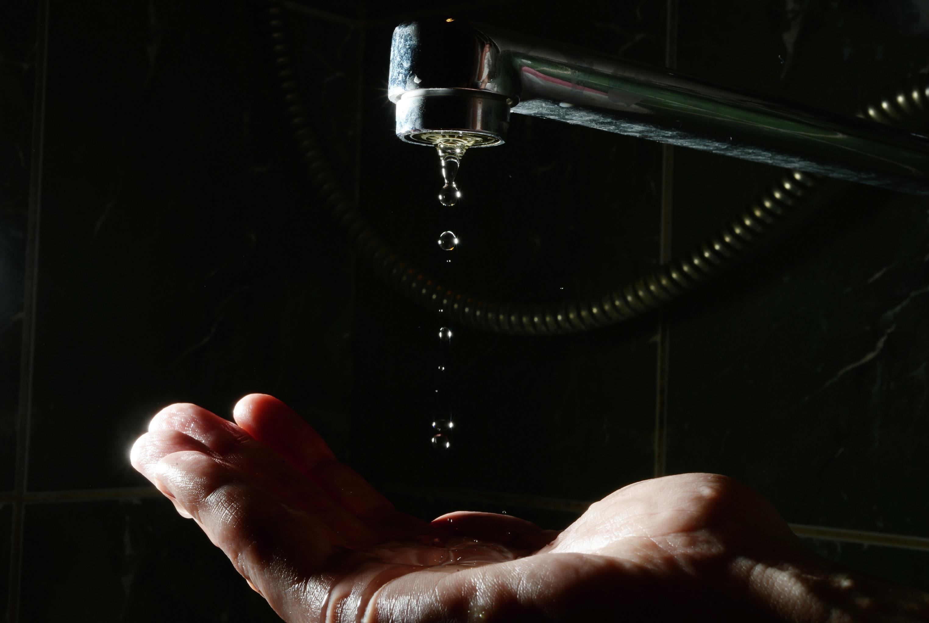 Сезонное отключение воды