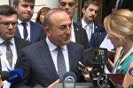 Спутник_Я очень рад – глава МИД Турции о нормализации отношений с Россией