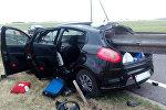 Авария на трассе M1
