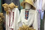 Колористика сенненской народной вышивки