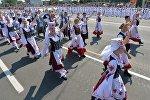 Молодежно-театрализованное шествие в Минске