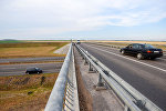 Автомагистраль полностью соответствует международным стандартам как по качеству дорожного покрытия, так и безопасности движения