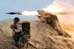 Боевые действия в Ираке. Архивное фото