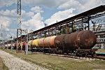 Работа отделения управления переработки нефти