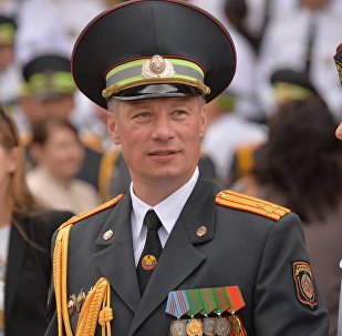Начальник ГАИ МВД Дмитрий Корзюк