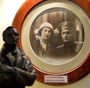 Вясельны здымак у музеі Янкі Купалы
