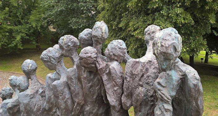 ВМогилеве вновь осквернен монумент евреям-жертвам нацизма