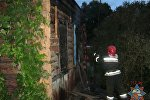 На пожаре в Мстиславльском районе погибло 2 человека