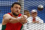 Белорус Иван Тихон стал серебряным призером чемпионата Европы