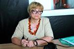 Мария Герменчук на радио Sputnik Беларусь