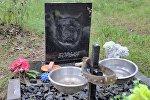 Кладбище домашних животных возле МКАД