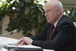 Председатель Исполнительного комитета - исполнительный секретарь СНГ Сергей Лебедев
